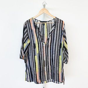Marc by Marc Jacobs Striped Blouse